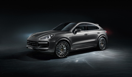 Cayenne Turbo Coupé