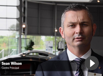 Video: Welcome to Porsche Centre Reading from our Centre Principal, Sean Wilson