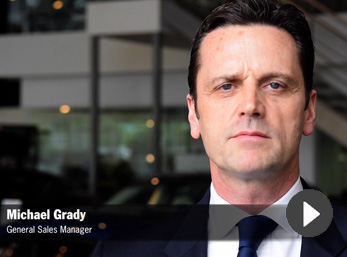 Video: Welcome to Porsche Centre Reading from our General Sales Manager, Michael Grady